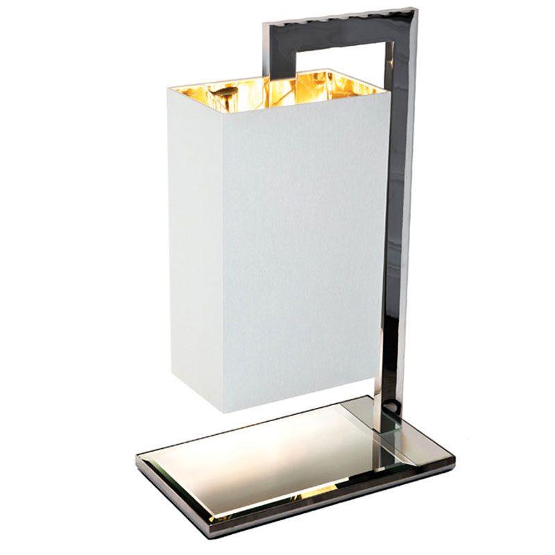 Contardi Coco Mega Table Lamp White & Gold