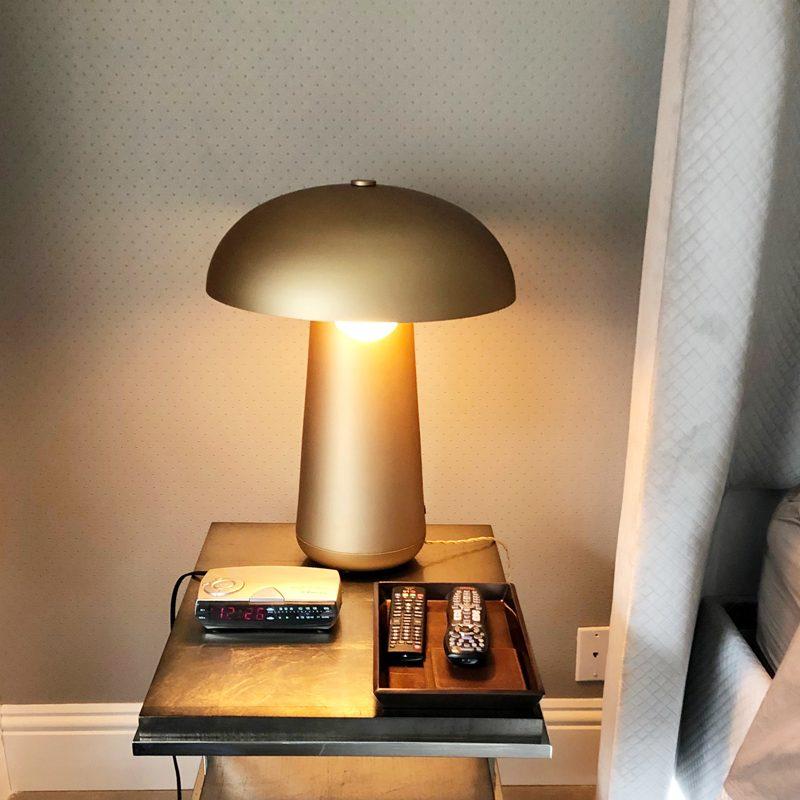 Contardi Ongo Xl Table Lamp Light Bronze D