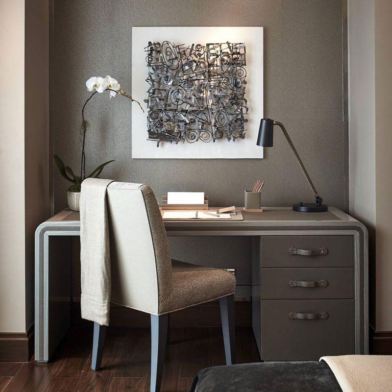 Contardi Up Desk Lamp Bronze B