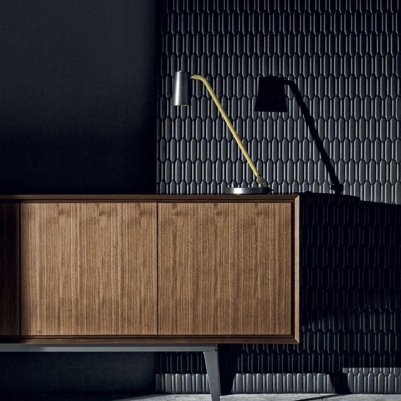 Contardi Up Desk Lamp Bronze E