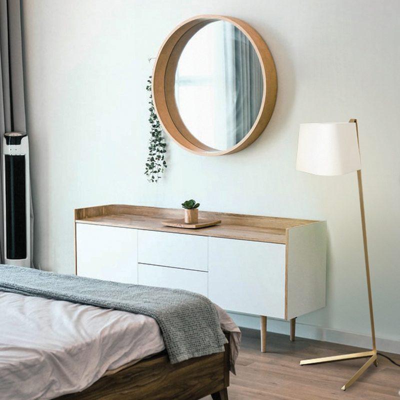 Contardi Couture Floor Lamp Satin Bronze B
