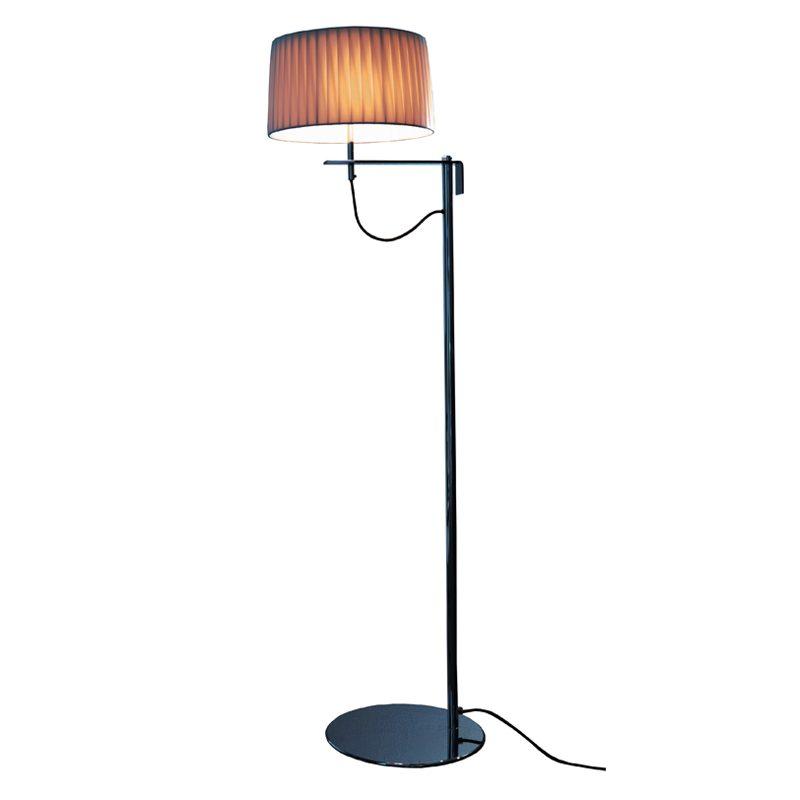 Contardi Divina Medium Floor Lamp Satin Bronze