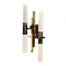 Contardi Mikado Wall Light Satin Bronze