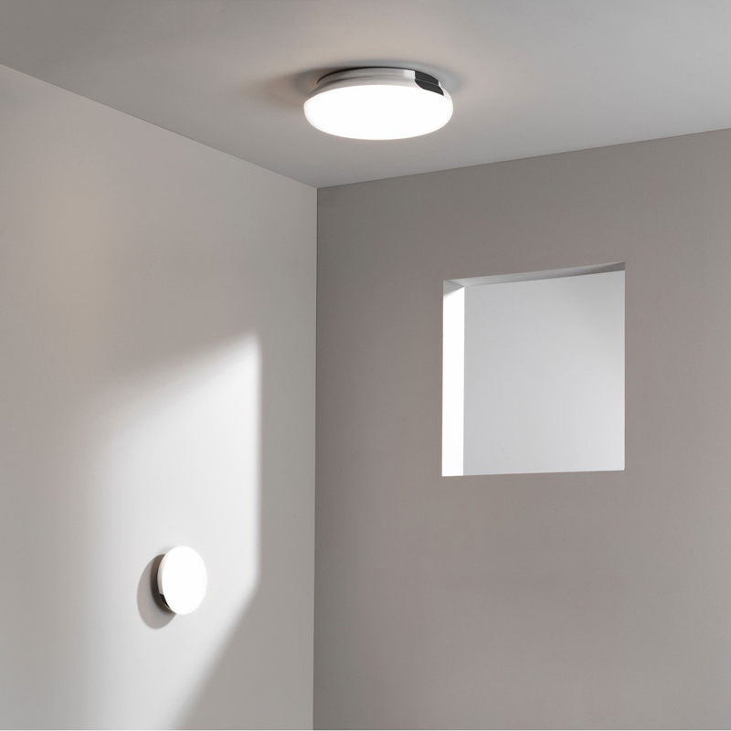 Astro Altea 300 Led Ceiling Light Chrome C