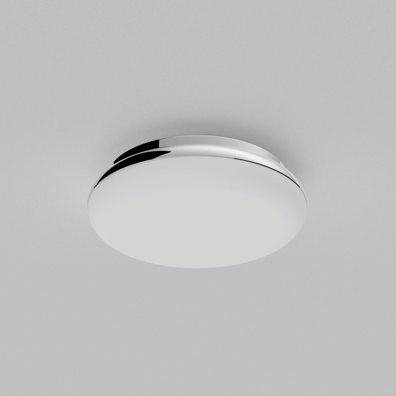 Astro Altea 300 Led Ceiling Light Chrome D