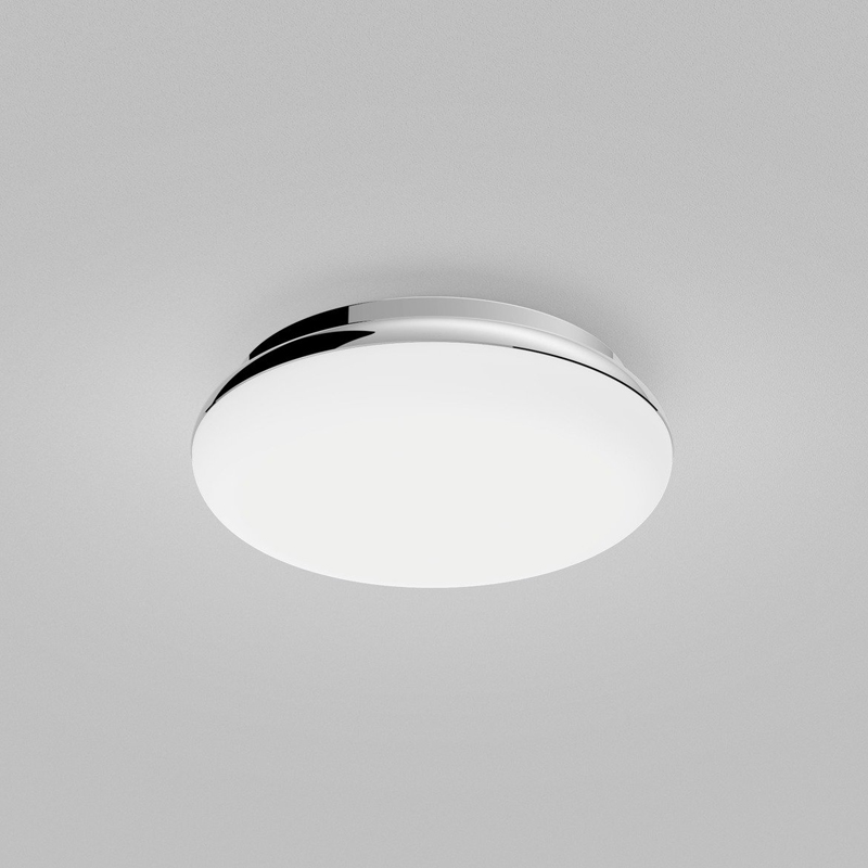 Astro Altea 300 Led Ceiling Light Chrome E