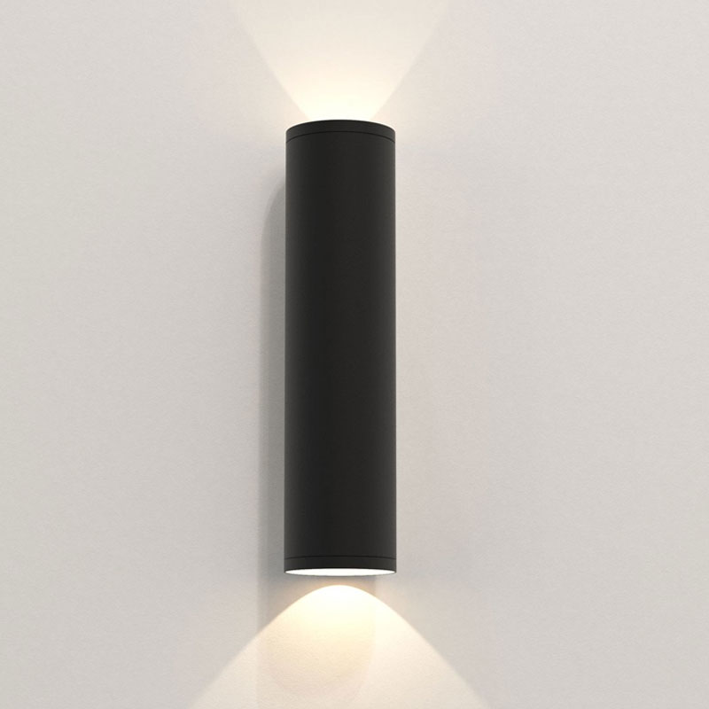Astro Ava 300 Wall Light Matt Black C