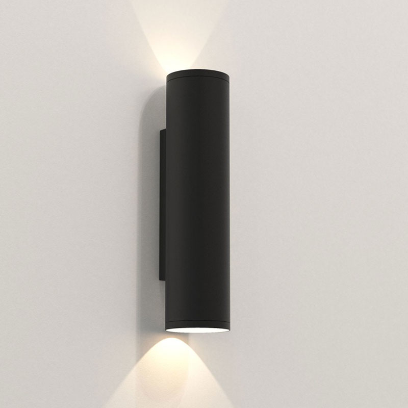 Astro Ava 300 Wall Light Matt Black D