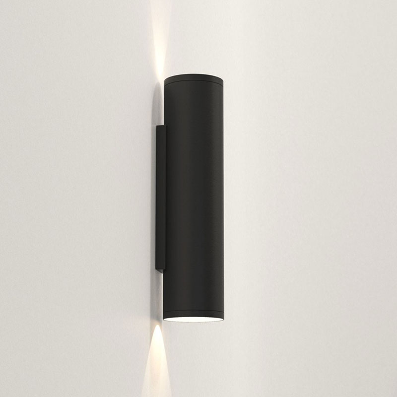 Astro Ava 300 Wall Light Matt Black