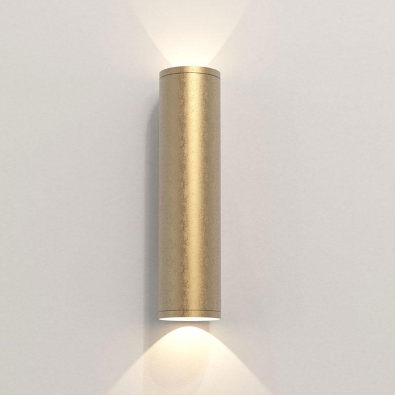 Astro Ava 300 Coastal Wall Light Coastal Brass C