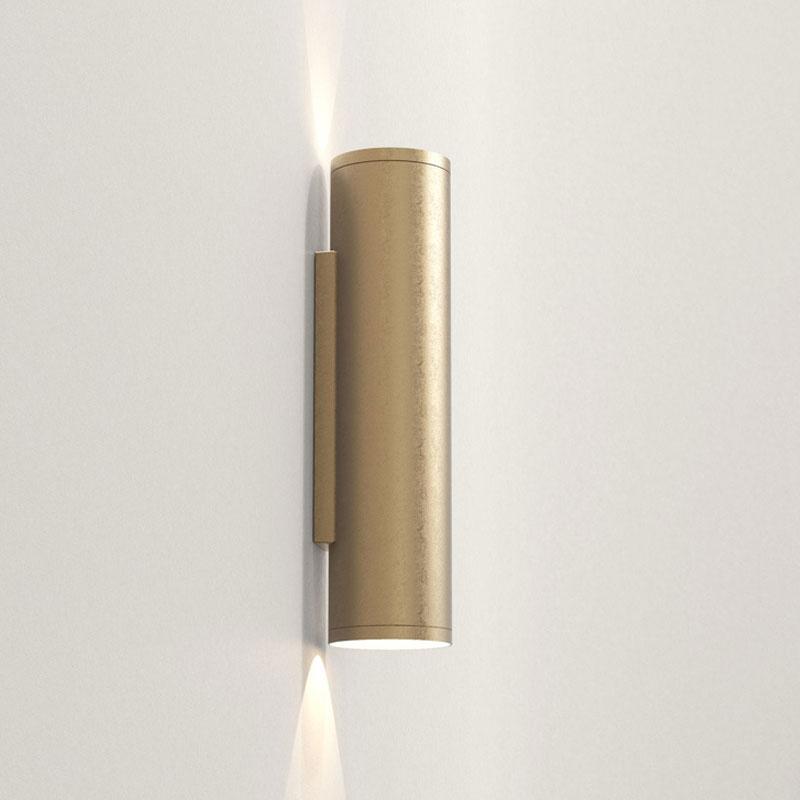 Astro Ava 300 Coastal Wall Light Coastal Brass