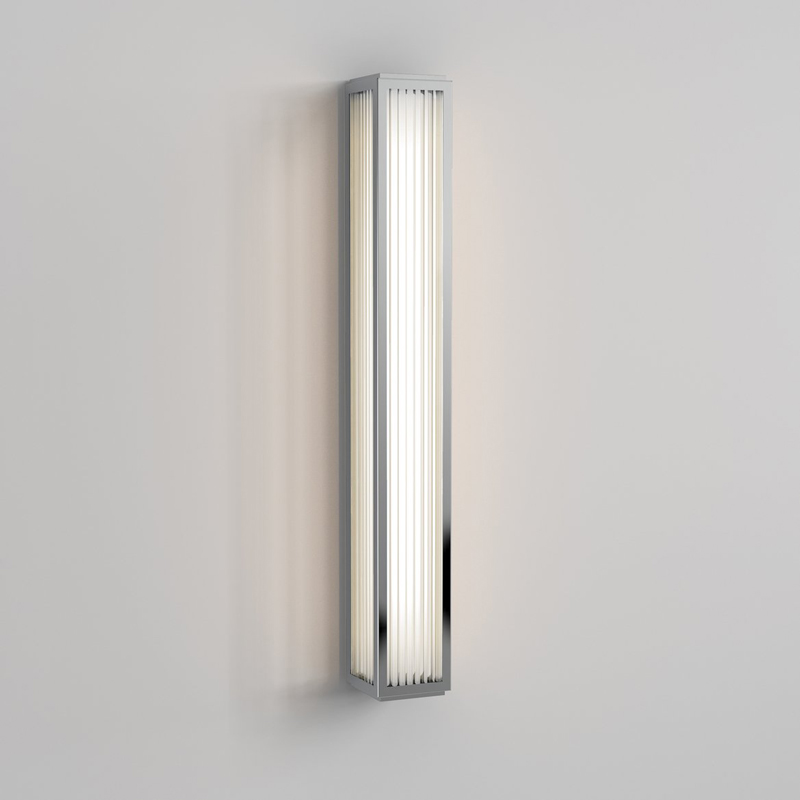 Astro Boston 600 Wall Light Chrome