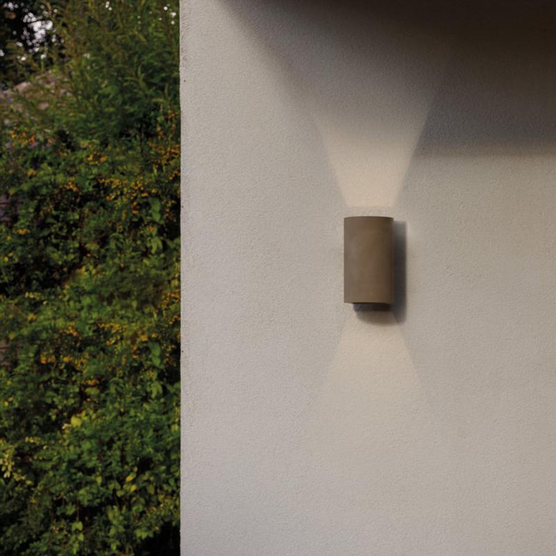 Astro Dunbar 160 Concrete Wall Light Concrete C