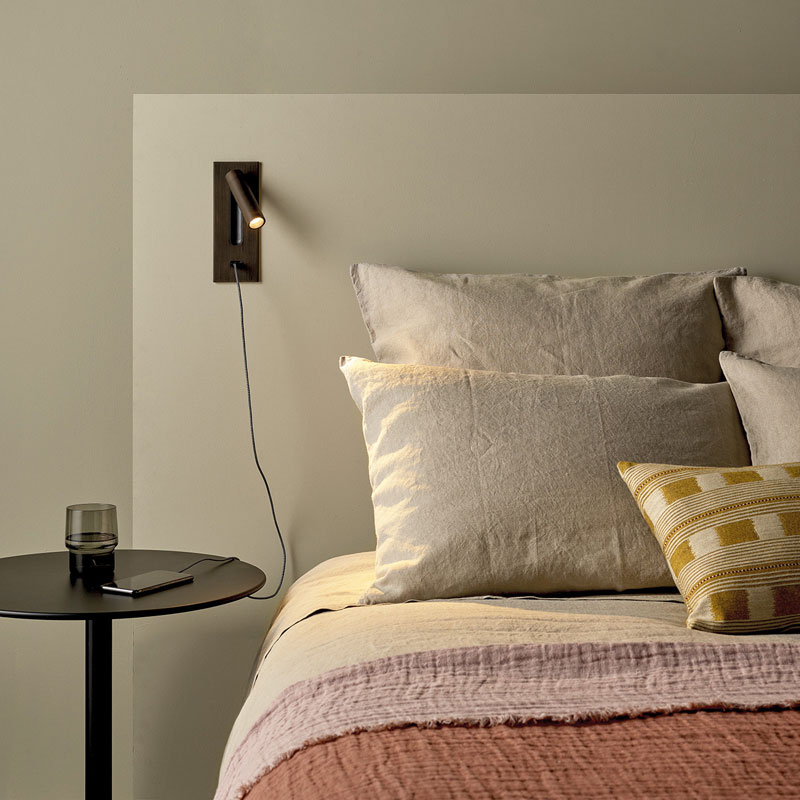 Astro Fuse 3 Usb Wall Light In Situ B