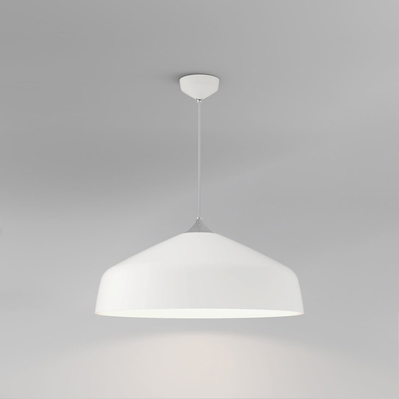 Astro Ginestra 500 Pendant Light Matt White B