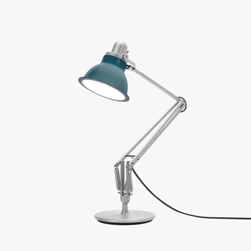 Anglepoise Type 1228 Table Lamp Ocean Blue B