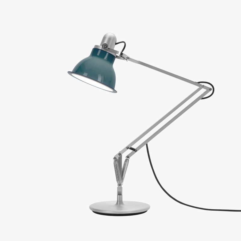 Anglepoise Type 1228 Table Lamp Ocean Blue