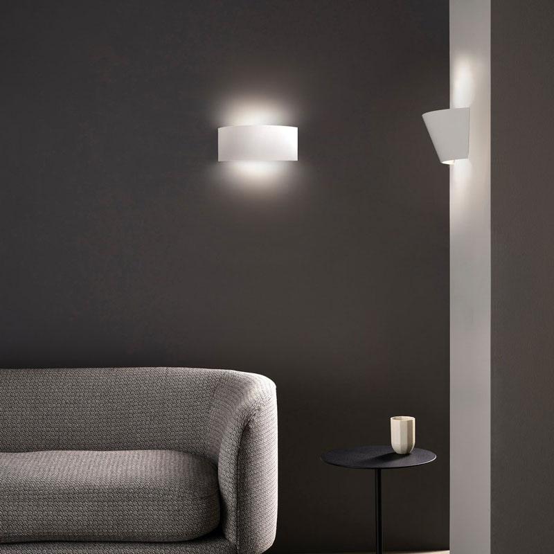 Astro Parallel Wall Light Ceramic E