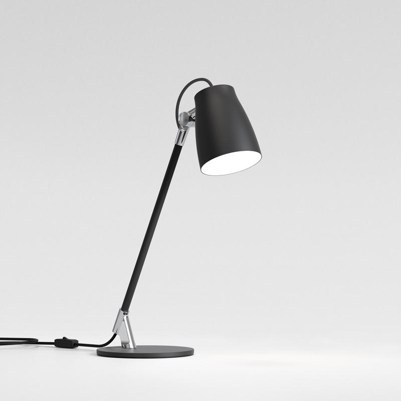 Astro Lighting Atelier Desk Lamp Black