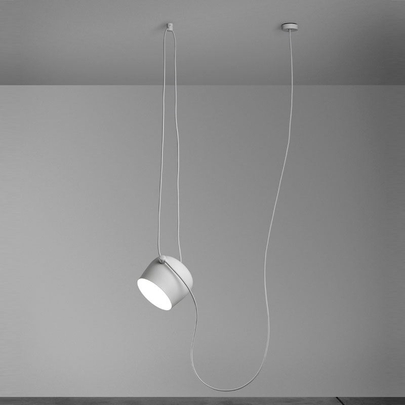 Flos Aim Pendant Light White