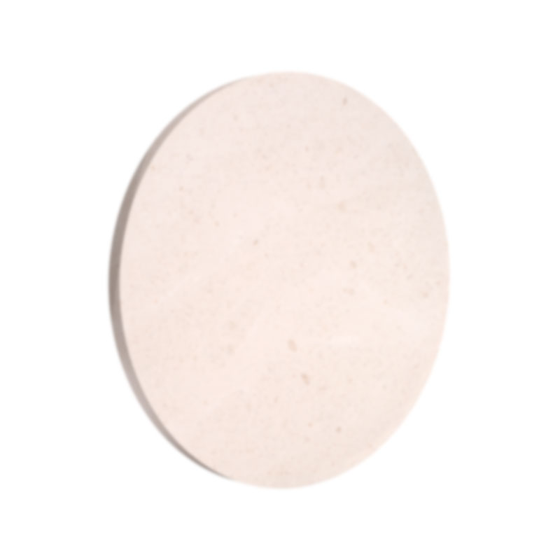 Flos Camouflage 240 Wall Light Crema D'orcia Stone