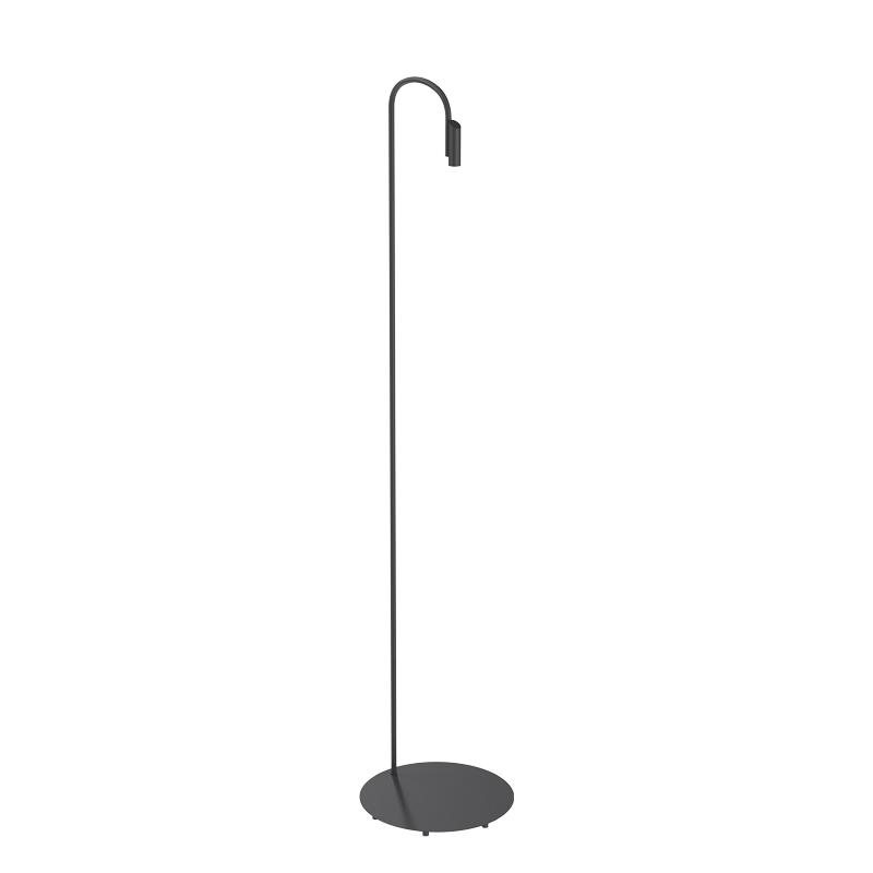 Flos Caule F5 Floor Lamp Black