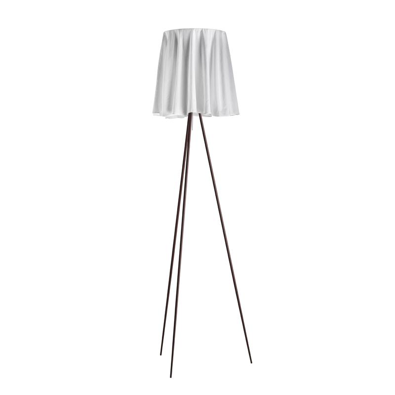 Flos Rosy Angelis Floor Lamp Grey Off