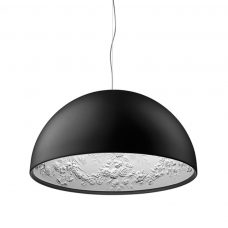 Flos Skygarden S1 Pendant Light Matt Black