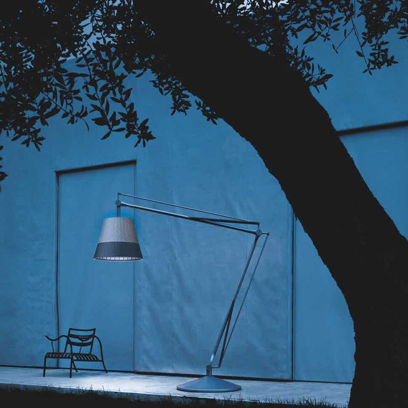 Flos Superarchimoon Outdoor Floor Lamp Panama C