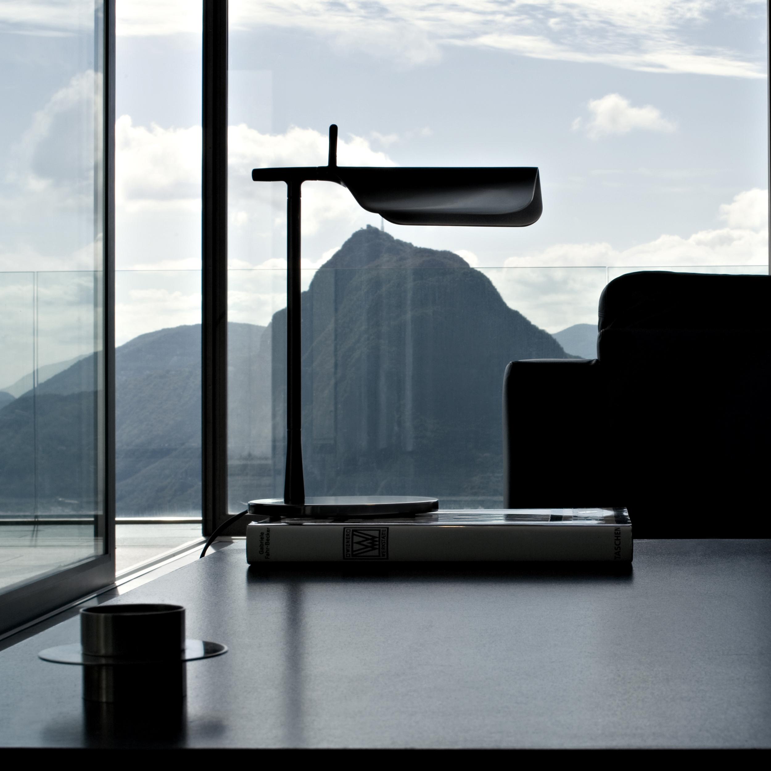 Flos Tab Table Lamp Black B