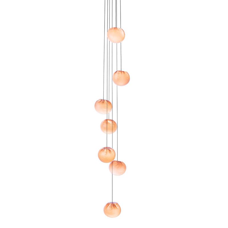 Bocci 84.7 Cluster Random Pendant Light