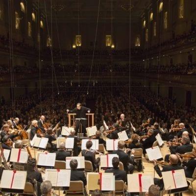 Andris Nelsons-Boston Symphony OrchestraPHotography: Marco Borggreve
