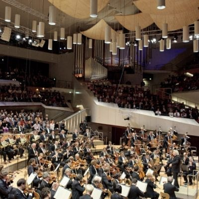 Berliner Philharmoniker © Monika Rittershaus