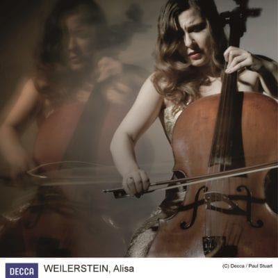 Alisa Weilerstein (Shostakovich shoot)