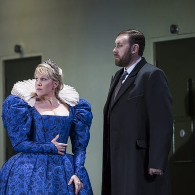 MARIA STUARDA_ROH,Maria; Joyce DiDonato,Elisabetta; Carmen GiannattasioRoberto; Ismael Jordi,Lord Cecil;Jeremy Carpenter,Giorgio; Matthew Rose,Anna Kennedy; Kathleen Wilkinson,Director; Moshe Leiser,Director; Patrice Caurier,Set designs; Christia