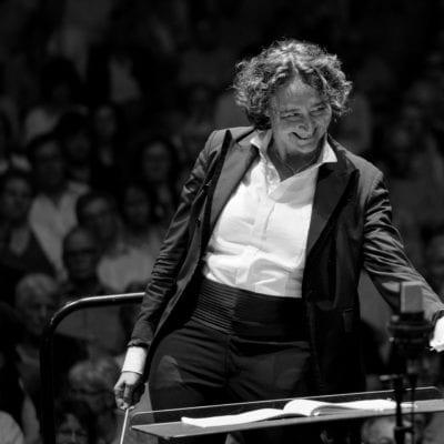 Nathalie Stutzmann Conducting Biel 2