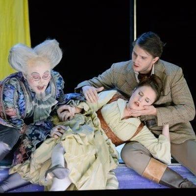 DIE HOCHZEIT DES FIGARO (Le nozze di Figaro) | Wolfgang Amadeus