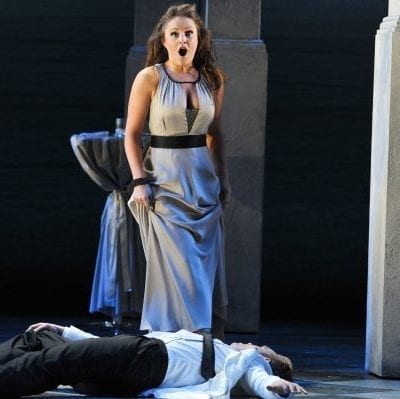 Clomiri in 'Imeneo' - London Handel Festival 2