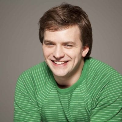 Valeriy Sokolov (green jumper)