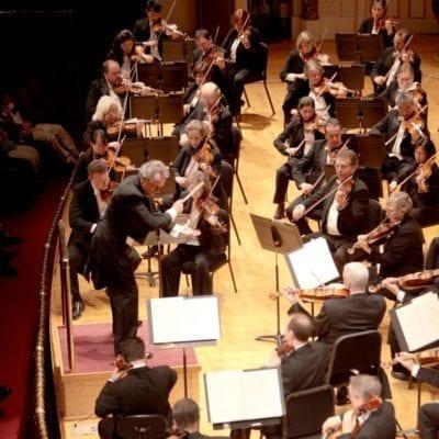 Cincinnati Symphony Orchestra 8070