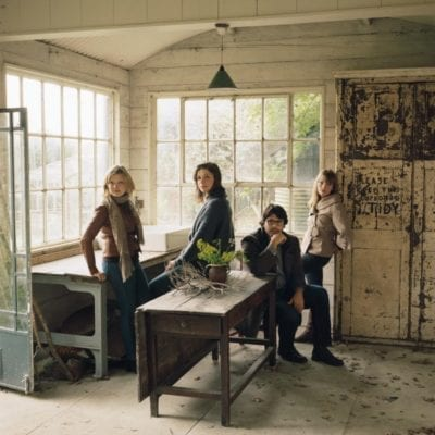 Chiaroscuro Quartet . Credit Eva Vermandel
