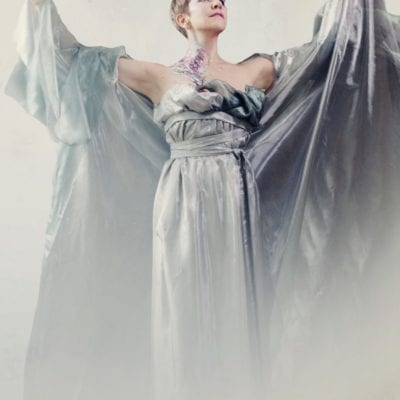 Joyce DiDonato Peace arms outstretched