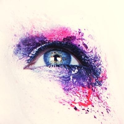 Joyce DiDonato Eye make up Peace