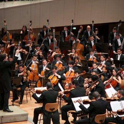Simón Bolívar Symphony Orchestra of Venezuela © Nohely Oliveros – Fundamusical