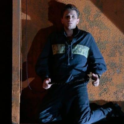 Iurii Samoilov as Billy Budd. Photo by Damir Yusupov/ Bolshoi Theatre