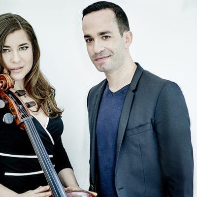 Alisa Weilerstein & Inon Barnatan © Decca/Paul Stuart