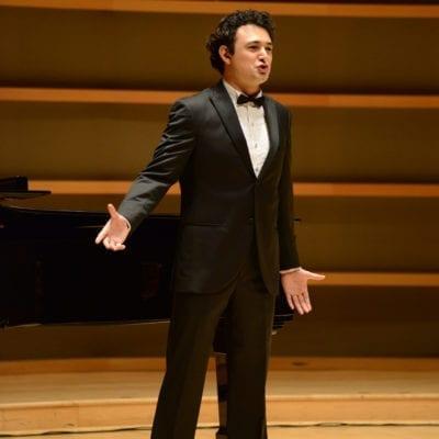 Diego Silva in concert