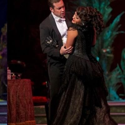 Cincinatti Traviata 2012 with Ailyn Pérez
