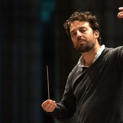 James Gaffigan ©Festival de Saint-Denis 2014