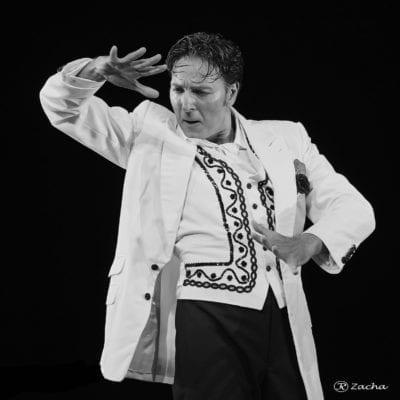Flamenco Antonio El Pipa